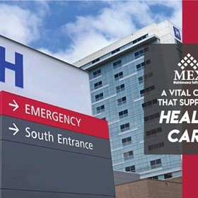 MEX CMMS Supporting the Health Care Industry