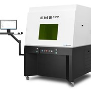 TYKMA Electrox | Laser Marking System | EMS400