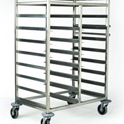 Paragon Hospital Tray Trolley | AX 699
