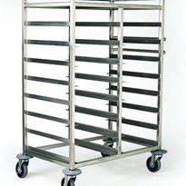 Paragon Light Weight Tray Trolley | AX 699