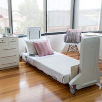 CodaCare | Aged Care  Floorline Bed - CODA500