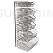 SURGIBIN Module Kits - Wire Baskets 900mm Series