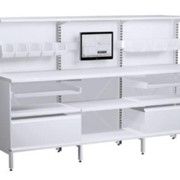 Pharmacy Workstations - Storage Cabinets | Spacelogic