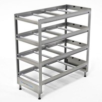 Coffin Rack 4 Tier  (Static)