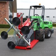 Forklift Glass Handling Attachment | 350 TH