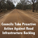 Road stabilising aid relieves maintenance backlog for local government