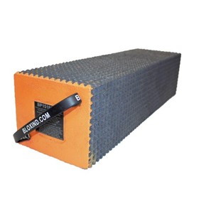 BP151860LO Profiled Safety Support | Cribbing Blocks 4 sided