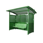 Temporary Bus Shelter | Hume