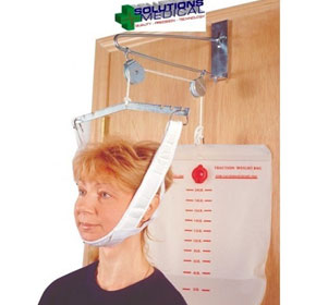 Over Door Cervical Neck Traction Kit