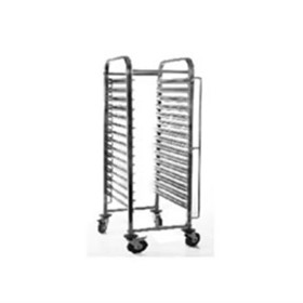 Cake Pan Trolley