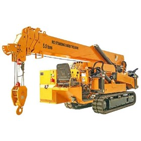 Mini Crawler Crane | HXB 5.5