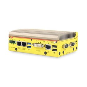 Mini Fanless In-vehicle Gateway | POC-351VTC Series