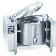 Tilting Boiling Pan with Mixer | Mix Matic 300S