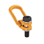 YOKE Lifting Chains - Swivel Load Ring Fittings