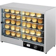 Pass Through Pie Warmer & Hot Food Display - DH-805PS