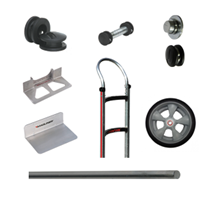 Replacement Parts for Rotatrucks Hand Trucks and Trolleys | Handtrucks