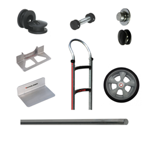 Replacement Parts for Rotatrucks
