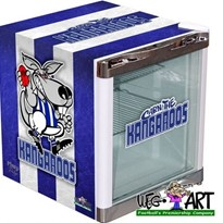 Weg Art Mini 50 Litre Footy Bar Fridge HUS-SC50W-WEG