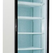 Glass Door Fridge | Tall Single Glass Door 430L