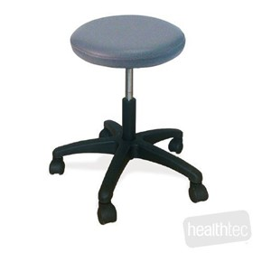 Therapist Round Top Stool | Healthtec