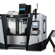 CNC Machining Centre | Vertical - Box Guide Way Series - SV116