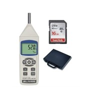 Sound Level Meter & Data Logger | IC-SL4033SD