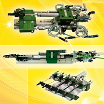 Screwdriver Assembly Modules for Automation Process