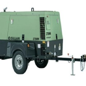 Construction Portable Air Compressors 375HH Tier 3