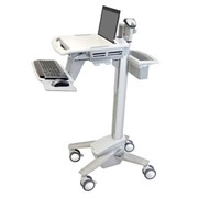 Medical Carts | StyleView Laptop Cart, SV41