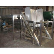 Stainless Steel Bin Tippers