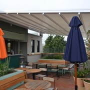 Retractable Folding Outdoor Roof Awnings | Gennius