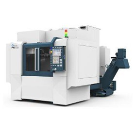 CNC Vertical Machining Center | Precision