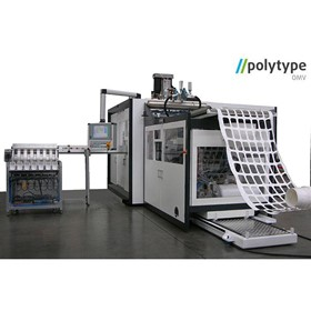 Polytype OMV Italy Thermoforming Machines | F25/5
