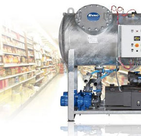 H.I.Fraser upgrades Vacuum Collection System for Coles Supermarkets