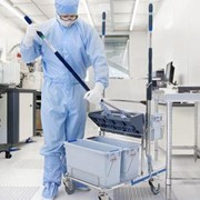 Micronswep Mopping System | Micronswep Cleanroom Mop