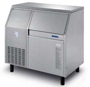 Bromic Self-Contained 120kg Flake Ice Machine | IM0120FSCW