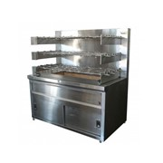 Rotochix 12 Rod Chicken Rotisserie