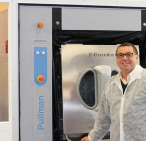 Sheltered workshop goes green with Electrolux Professional