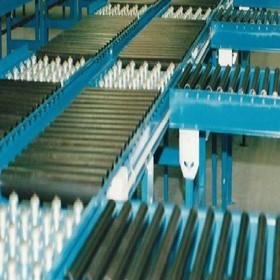 Multi-Directional Universal Roller Conveyors