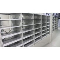 Rolled Upright Type (RUT) Shelving