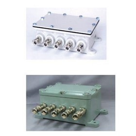 Junction Box -Instrumentation Amplifier for Load Cells | JBS-C