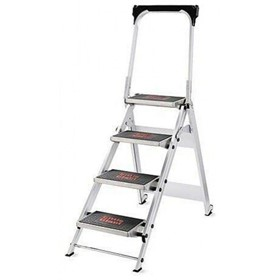 Safety Step Stair Ladder 4 Steps