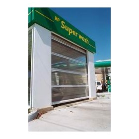 High Speed Carwash Doors | DMF