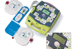 SEMI Automated External Defibrillator w/CPR Support | ZOLL AED Plus