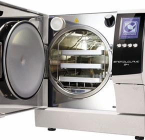 Autoclave and Steam Steriliser | Class B 24L | Cominox Stericlave