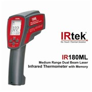 Medium Range Dual Beam Laser Infrared Thermometer | IR180ML