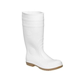 GB722 Jobmaster 2 Gumboots, Non-Safety Toe - White