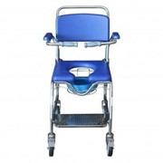Mobile Shower Chair | Aqcura