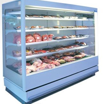 Meat and Dairy Open Display Fridge | Coldmart