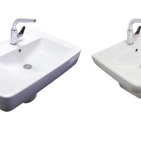 New Wash Basin Range